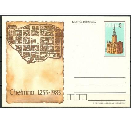 Znaczek Polska 1983 Fi Cp 849 Całostka pocztowa