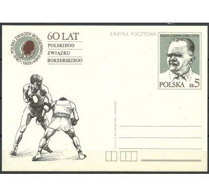 Znaczek Polska 1983 Fi Cp 850 Całostka pocztowa