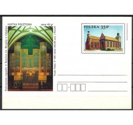 Znaczek Polska 1995 Fi Cp 1102 Całostka pocztowa