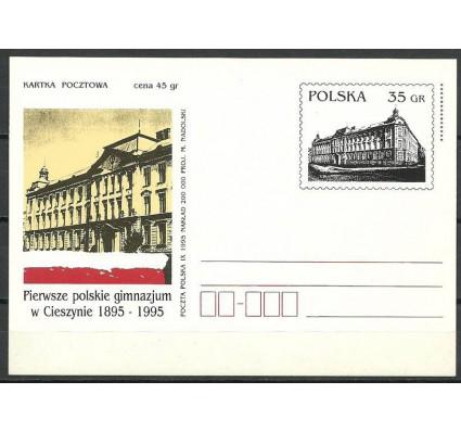 Znaczek Polska 1995 Fi Cp 1103 Całostka pocztowa