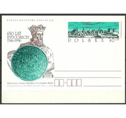 Znaczek Polska 1996 Fi Cp 1113 Całostka pocztowa