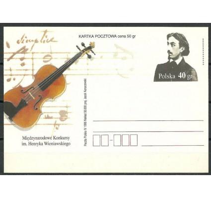 Znaczek Polska 1996 Fi Cp 1115 Całostka pocztowa