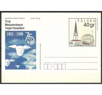 Znaczek Polska 1996 Fi Cp 1118 Całostka pocztowa