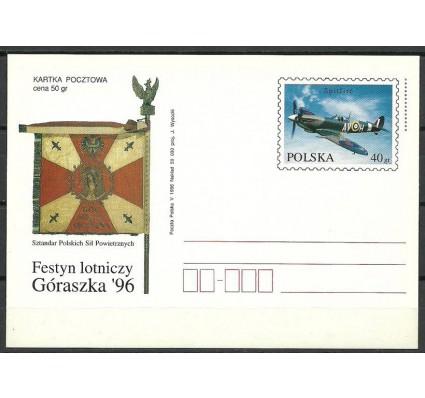 Znaczek Polska 1996 Fi Cp 1120 Całostka pocztowa