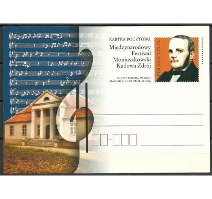 Znaczek Polska 2004 Fi Cp 1344 Całostka pocztowa