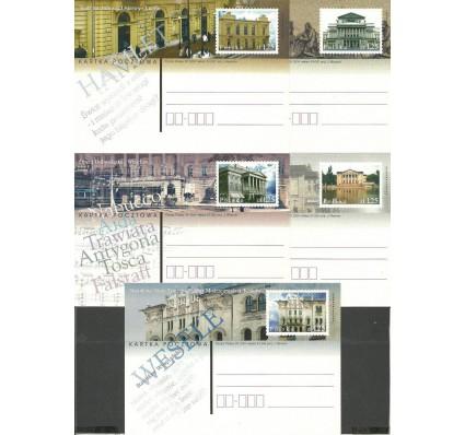 Znaczek Polska 2004 Fi Cp 1345-1349 Całostka pocztowa