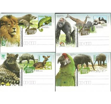 Znaczek Polska 2012 Fi Cp 1589-1592 Całostka pocztowa