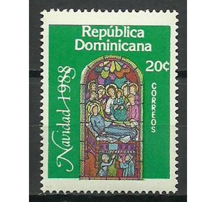 Znaczek Dominikana 1988 Mi 1576 Czyste **
