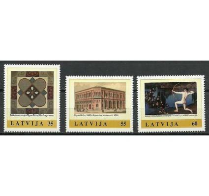 Znaczek Łotwa 2011 Mi 811-813 Czyste **