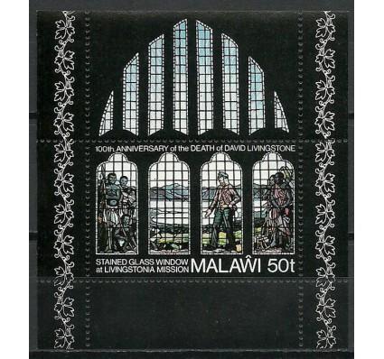 Znaczek Malawi 1973 Mi bl 34 Czyste **