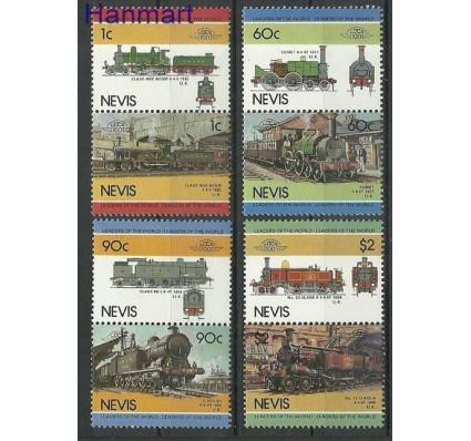 Znaczek Nevis 1985 Mi 260-267 Czyste **