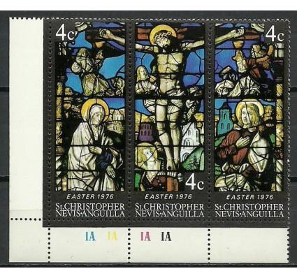 Znaczek Saint Kitts i Nevis 1976 Mi 309-311 Czyste **