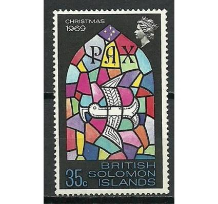 Znaczek Wyspy Salomona 1969 Mi 190 Czyste **