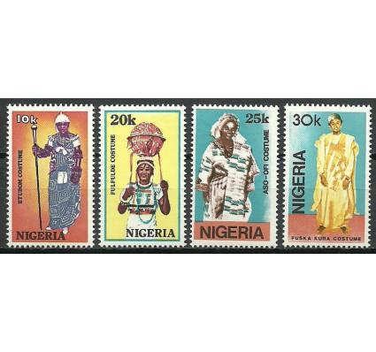 Znaczek Nigeria 1989 Mi 541-544 Czyste **