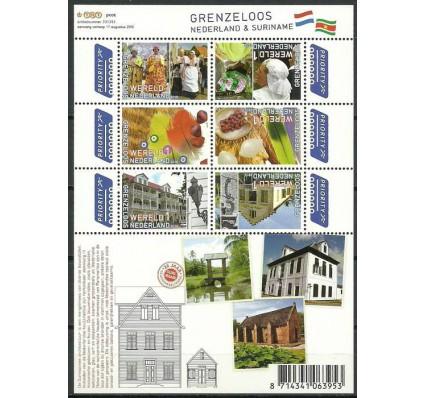Znaczek Holandia 2010 Mi bl 130 Czyste **