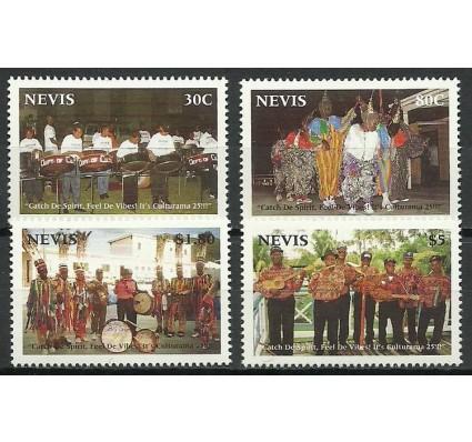 Znaczek Nevis 1999 Mi 1430-1433 Czyste **