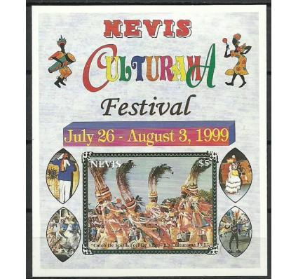 Znaczek Nevis 1999 Mi bl 173 Czyste **