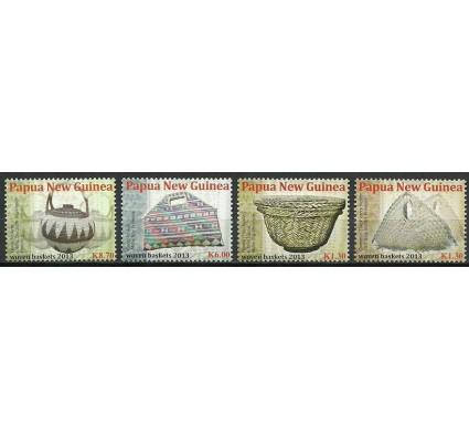 Znaczek Papua Nowa Gwinea 2013 Mi 1911-1914 Czyste **