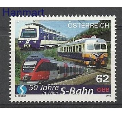 Znaczek Austria 2012 Mi 2975 Czyste **