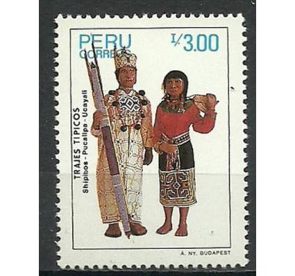 Znaczek Peru 1987 Mi 1349 Czyste **