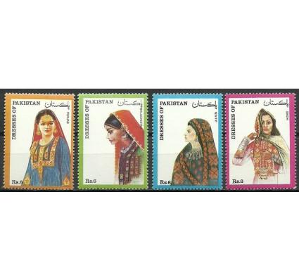 Znaczek Pakistan 1993 Mi 867-870 Czyste **