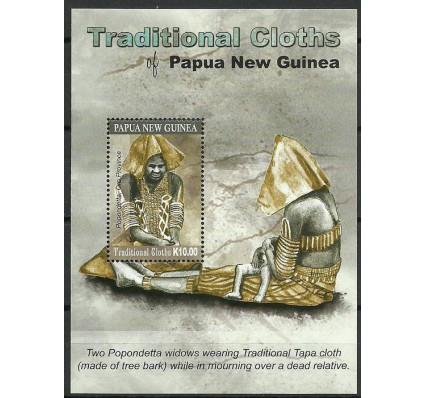 Znaczek Papua Nowa Gwinea 2012 Mi bl 157 Czyste **