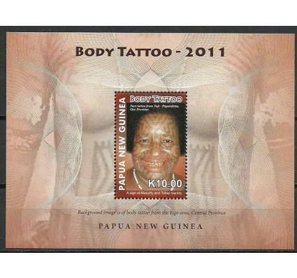 Znaczek Papua Nowa Gwinea 2011 Mi bl 142 Czyste **