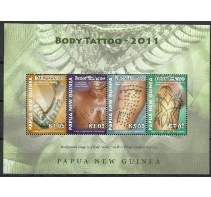 Znaczek Papua Nowa Gwinea 2011 Mi bl 141 Czyste **