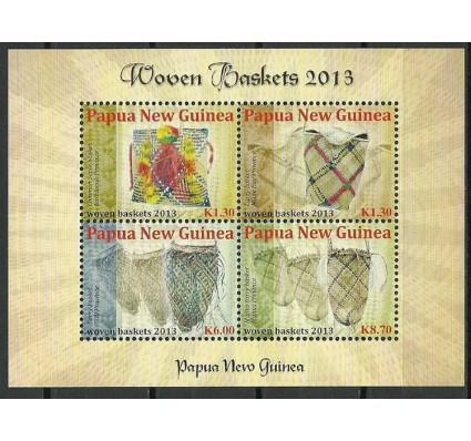 Znaczek Papua Nowa Gwinea 2013 Mi ark 1915-1918 Czyste **