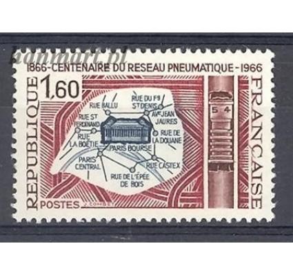 Francja 1966 Mi 1563 Czyste **