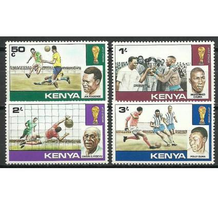 Znaczek Kenia 1978 Mi 111-114 Czyste **