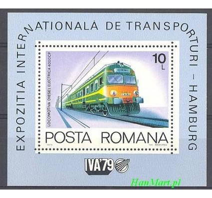 Znaczek Rumunia 1979 Mi bl 166 Czyste **