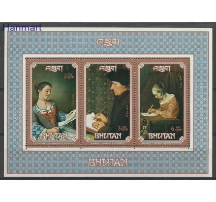 Znaczek Bhutan 1993 Mi bl348 Czyste **