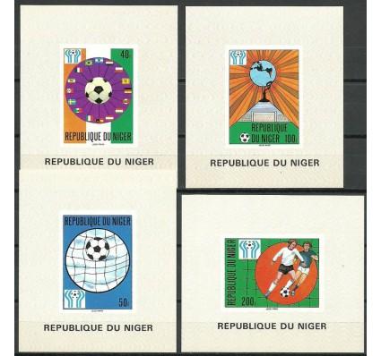 Znaczek Niger 1978 Mi lx 619-622B Czyste **