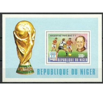 Znaczek Niger 1978 Mi bl 21 Czyste **