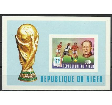 Znaczek Niger 1977 Mi bl 18B Czyste **