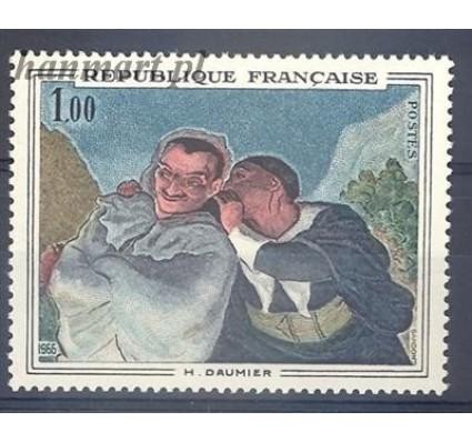 Francja 1966 Mi 1567 Czyste **
