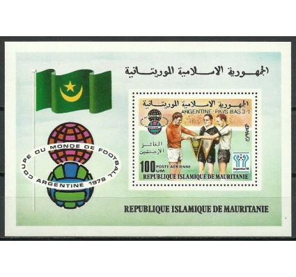 Znaczek Mauretania 1978 Mi bl 22 Czyste **