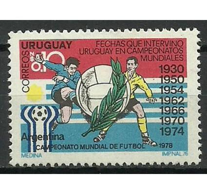 Znaczek Urugwaj 1976 Mi 1432 Czyste **