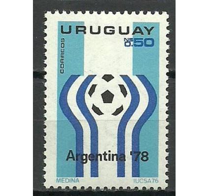 Znaczek Urugwaj 1976 Mi 1405 Czyste **