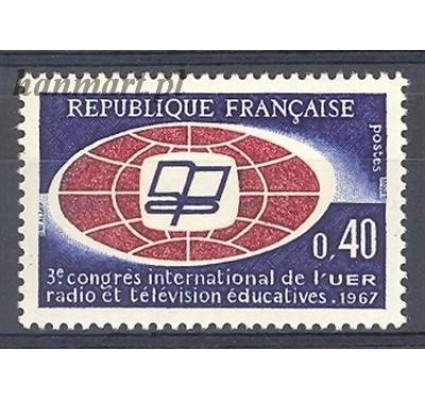 Francja 1967 Mi 1573 Czyste **