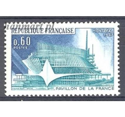 Francja 1967 Mi 1577 Czyste **