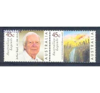 Znaczek Australia 1999 Mi 1786-1787 Czyste **