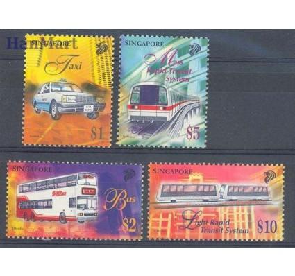 Znaczek Singapur 1997 Mi 841-844 Czyste **