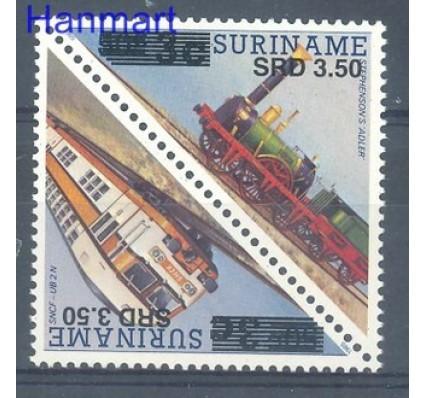 Znaczek Surinam 2005 Mi 2026-2027 Czyste **