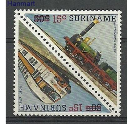 Znaczek Surinam 1986 Mi 1180-1181 Czyste **