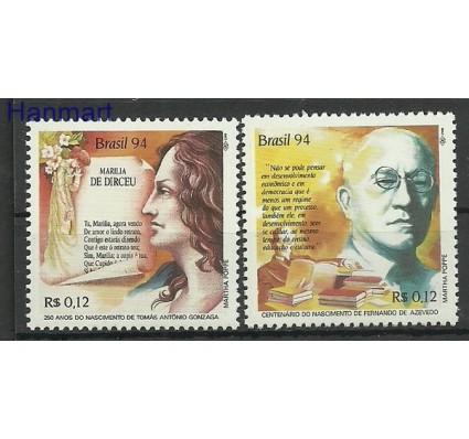 Znaczek Brazylia 1994 Mi 2616-2617 Czyste **