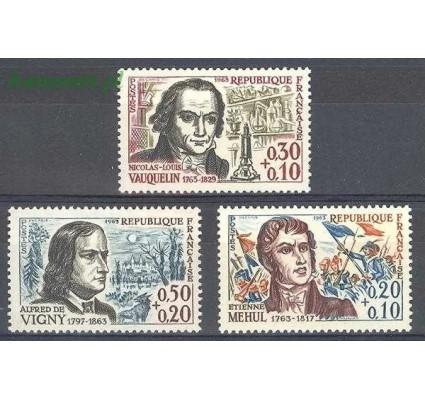 Znaczek Francja 1963 Mi 1439-1441 Czyste **