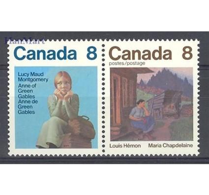 Znaczek Kanada 1975 Mi 591-592 Czyste **