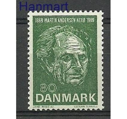 Znaczek Dania 1969 Mi 482 Czyste **